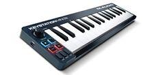 M-audio Keystation mini 32 teclado USB controlador