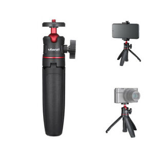 Ulanzi MT-08 Extendable Mini Tripod Vlog Stand Pole for Phone Pro Camera Sony AU