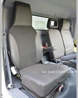 Mitsubishi Canter Tailored Protective Seat Covers 2016+ Model Genuine Fit