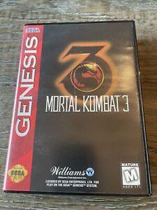 Mortal Kombat 3 (Sega Genesis, 1995)