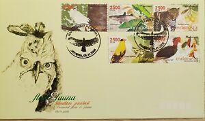 O) 2008 INDONESIA, PANTHERA PARDUS, BIRDS, LEUCOPSAR, ORIOLUS, RHINOPLAX, FISH L