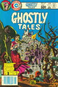 Ghostly Tales #167 VF; Charlton | save on shipping - details inside