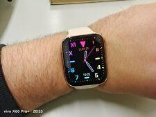 "Smartwatch Oppo Watch 46mm AMOLED 1,91"" WiFi GPS NFC Google Wear OS ORO GARANZIA"