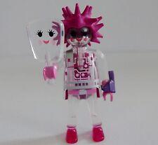 Playmobil Series 10 Robot Girl Figure