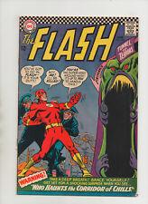 Flash #162 - Carnival Cover - (Grade 5.0) 1966