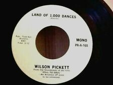 Wilson Pickett - PROMO - Land Of 1000 Dances - Ghana - FREE SHIPPING WITH 3
