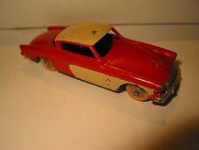 DINKY TOYS STUDEBAKER COMMANDER COULEUR RARE REF 24Y SCALE 1/43