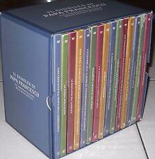 OPERA COMPLETA IN 15 DVD IL GIUBILEO DI PAPA FRANCESCO CHIESA CATTOLICA