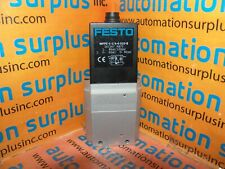 FESTO MPPE-3-1/4-6-010-B PROPORTIONAL PRESSURE REGULATOR