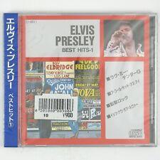 ELVIS PRESLEY Best Hits -1.  CD ROCK (SEALED/UNPLAYED) JAPAN PRESSING.