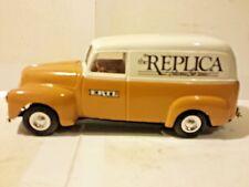 Ertl 1950 Chevy Panel Truck Replica Club Chevrolet 1:25 Scale Die Cast