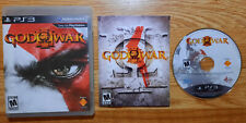 God Of War III 3 - PlayStation 3 PS3 - Complete