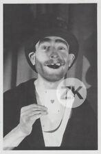 PIERRE ETAIX Burlesque Clown LEO Cirque As de Coeur Photo 1958