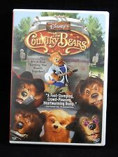 The Country Bears (DVD, 2002)