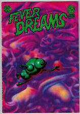 FEVER DREAMS #1 1972 1st Corben STRNAD Richardson UNDERGROUND COMIX Comic Book