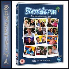 Benidorm The Complete Series 9 - DVD Region 2