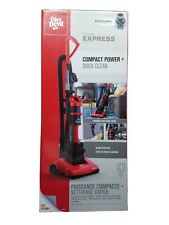 Dirt Devil Power Express Upright Bagless Vacuum Red UD20120 Quick Clean Compact