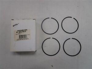 MERCURY QUICKSILVER PISTON RING ( SET OF 4 ) 39-827179A12 MARINE BOAT