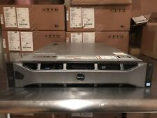 Dell R720 8 bay LFF Dual E5-2630V2 32GB H710P 2x Trays 6x blanks 2x 495W PSU