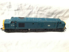 TRIANG / HORNBY R75 CLASS 37 BR BLUE 37130 DIESEL LOCOMOTIVE