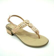 Sandalo Dr.Scholl Ischia flip-flop infradito donna colore oro rosa