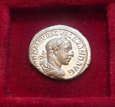 Severus Alexander AR Denarius 222-235 Rome Jupiter thunderbolt scepter