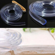 1Roll Baby Safety Clear Soft Silicone Corner Edge Protector Table Strip