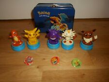POKEMON ROSEART ROSE ART STAMPERS STAMPING PRINTING FIGURES FIGURINES X5 JOB LOT