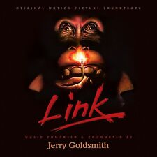 Link - Original Score - Limited 2000 - Jerry Goldsmith