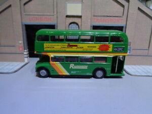 EFE15615  Ex London Transport RM on Rte 101 to Woodside Church Lane 1/76 Bus  B3