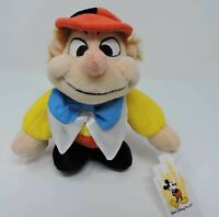 "Disney Tweedle Dee Alice In Wonderland Bean Bag Plush 9"" Soft Toy"