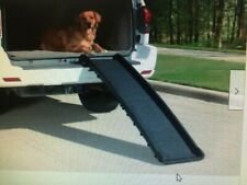 New Solvit Folding Ultra Lite Weight Travel Pet Ramp 62332