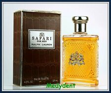 SAFARI FOR MEN BY RALPH LAUREN EAU DE TOILETTE SPLASH 4.2 OZ/125 ML FOR MEN