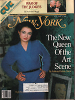 New York Cue Magazine April 19 1982 Mary Boone by Larry Williams 052220AME
