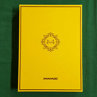[Pre-Owned/ No Photocard] Mamamoo 6th Mini Album Yellow Flower  - CD/ Booklet
