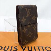LOUIS VUITTON Other accessories M63024 Etui cigarette case Cigarette case Mo...