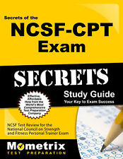 Secrets of the NCSF-CPT Exam Study Guide