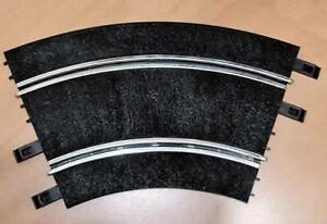Curva Standard sin blister procedente de un circuito - completamente nuevo