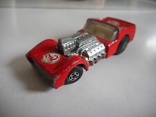 Matchbox Superfast Road Dragster Scorpion in Red