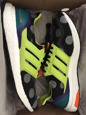 Adidas Ultra Boost Core Kolor Sz 9.5 Polka Dot LIMITED BA9956 NDM DS Yeezy RARE