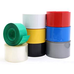 PVC Heat Shrink Tubing Wrap Insulation RC Battery Pack 7mm-500mm LiPO NiMH NiCd