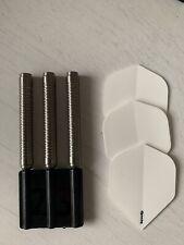 Nice Set Of Multi-Ring Tungsten Darts, Slim Barrel