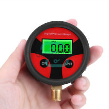 0-200 PSI Digital LCD Tire Manometer Druckprüfer Luftdruckprüfer Druckmesser