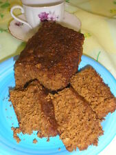 Home Made YORKSHIRE PARKIN cakes  x 2  Free Postage  Family bakery Shop