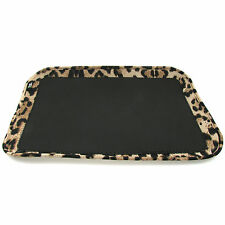 Cooking Mat ITZ Heat Resistant Liner Kitchen Dining Cover Rubber Oven Leopard