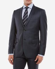 NWT $595 Theory 'Xylo Np Rehn' Blazer Jacket Men Dark Grey Multi [SZ 40R]