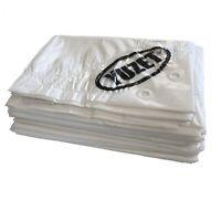 ALL SIZES WHITE XT TARPAULIN heavy duty Tarp Ground sheet Ribbed strength