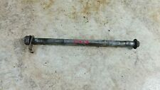 89 Honda XL 600 V XL600 Transalp rear back axle shaft bolt
