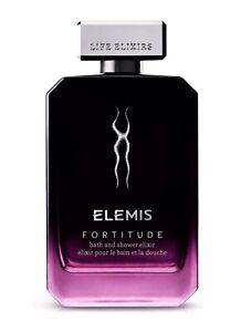 Elemis fortitude bath & shower elixir 100ml new Unboxed