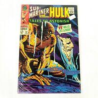TALES TO ASTONISH #92 1965 MARVEL Comics With Sub-Mariner and The Hulk See Pics